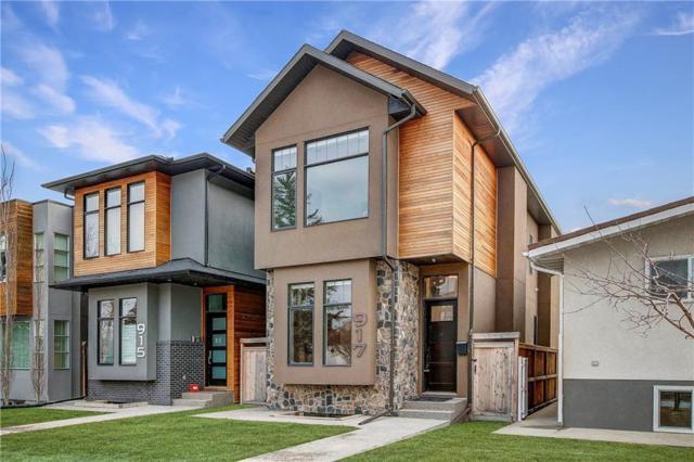 917 22 Avenue NW, Calgary, AB T2M 1P5 (#C4256842) :: The Cliff Stevenson Group