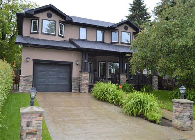 435 Woodland Crescent SE, Calgary, AB T2J 1K1 (#C4256851) :: The Cliff Stevenson Group