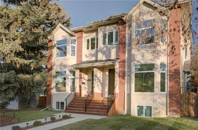 3120 4A Street NW, Calgary, AB T2M 3B4 (#C4256852) :: The Cliff Stevenson Group