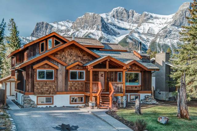 1009 15 Street, Canmore, AB T1W 1V3 (#C4256877) :: Canmore & Banff