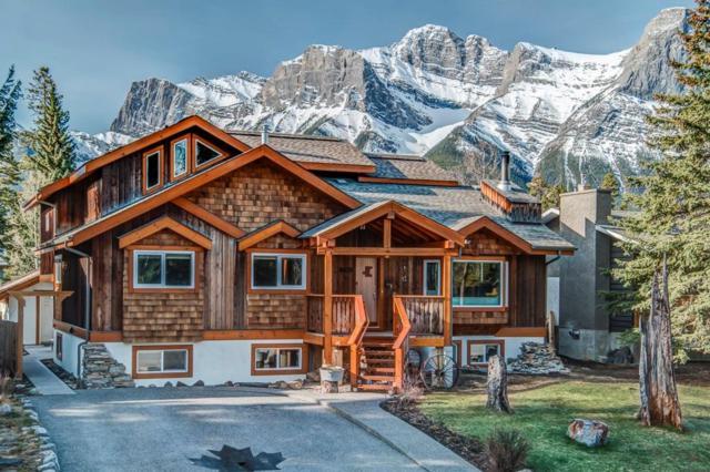 1009 15 Street, Canmore, AB T1W 1V3 (#C4256877) :: Virtu Real Estate