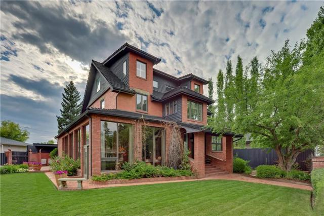 2707 Wolfe Street SW, Calgary, AB T2T 3R8 (#C4256878) :: Calgary Homefinders