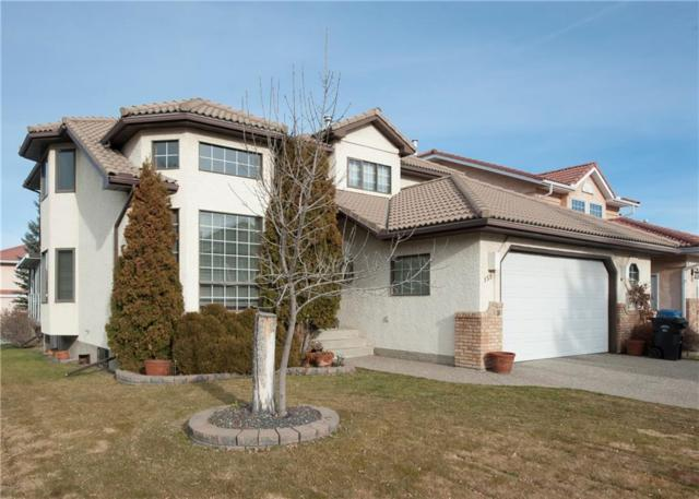 159 Hampshire Close NW, Calgary, AB T3A 4Y1 (#C4256882) :: Redline Real Estate Group Inc