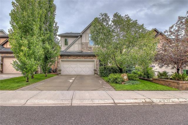 50 Valley Woods Landing NW, Calgary, AB T3B 6A3 (#C4256887) :: The Cliff Stevenson Group