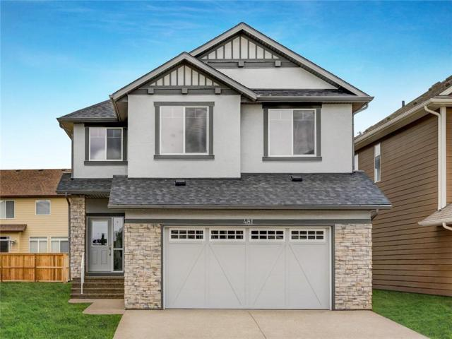 481 Legacy Boulevard SE, Calgary, AB T2X 2C9 (#C4256894) :: The Cliff Stevenson Group