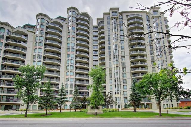1108 6 Avenue SW #1304, Calgary, AB  (#C4256900) :: Redline Real Estate Group Inc