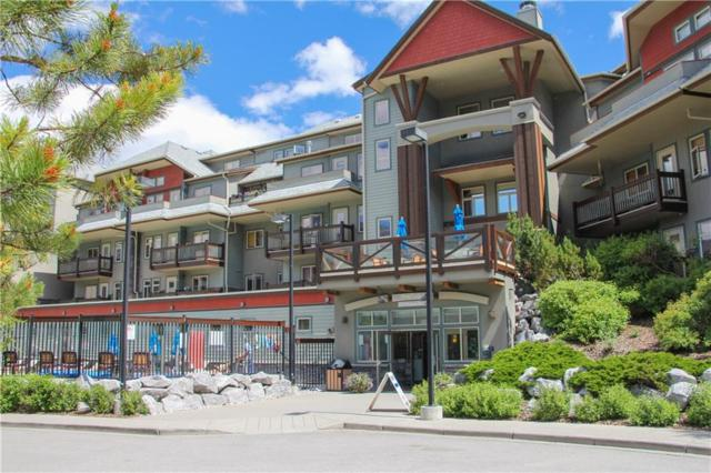 107 Montane Road #210, Canmore, AB T1W 3J2 (#C4256912) :: The Cliff Stevenson Group