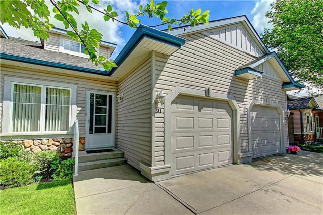 91 Chaparral Point(E) SE, Calgary, AB  (#C4256926) :: Redline Real Estate Group Inc