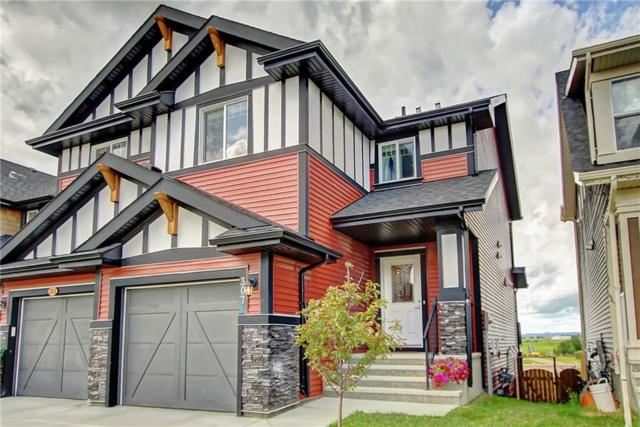 307 Sunrise View, Cochrane, AB T4C 0Z7 (#C4256930) :: Redline Real Estate Group Inc