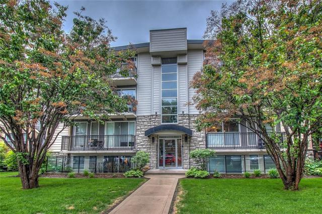 515 22 Avenue SW #413, Calgary, AB T2S 0H5 (#C4256951) :: Redline Real Estate Group Inc