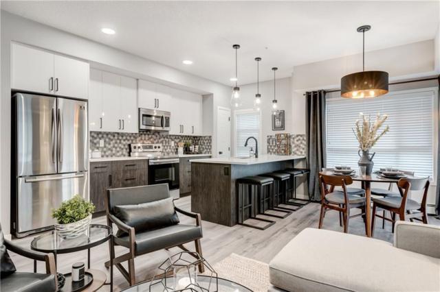 4350 Seton Drive SE #205, Calgary, AB T3M 3B1 (#C4257040) :: Redline Real Estate Group Inc