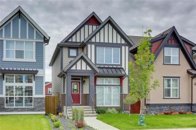 119 Masters Link SE, Calgary, AB T3M 2N1 (#C4257043) :: The Cliff Stevenson Group