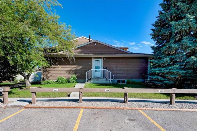 14736 Deerfield Drive SE #67, Calgary, AB T2J 5Y1 (#C4257088) :: The Cliff Stevenson Group