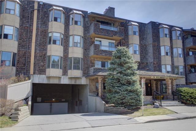 3730 50 Street NW #117, Calgary, AB T3A 2V9 (#C4257098) :: Calgary Homefinders