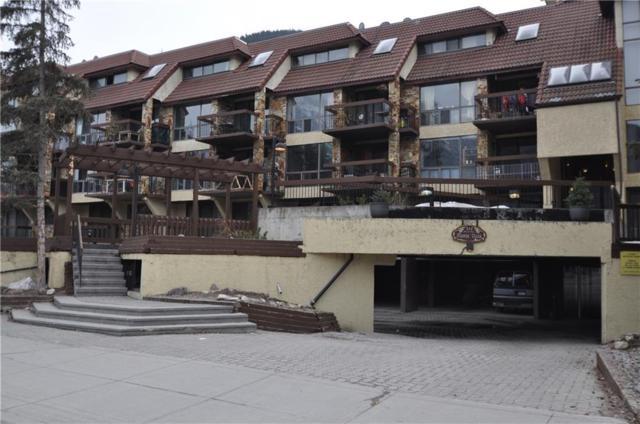 444 Banff Avenue #208, Banff, AB T1L 1E3 (#C4257114) :: Canmore & Banff
