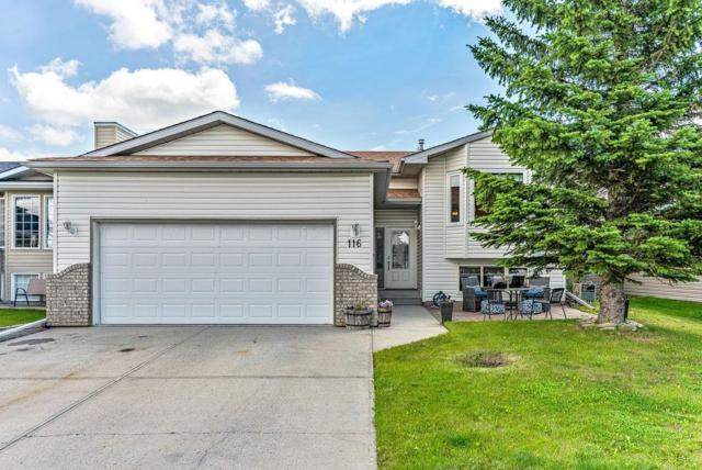 116 Maple Way SE, Airdrie, AB T2A 2A2 (#C4257126) :: Virtu Real Estate