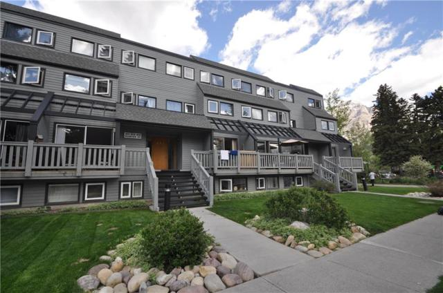 413 Marten Street G, Banff, AB T1L 1E3 (#C4257162) :: Canmore & Banff