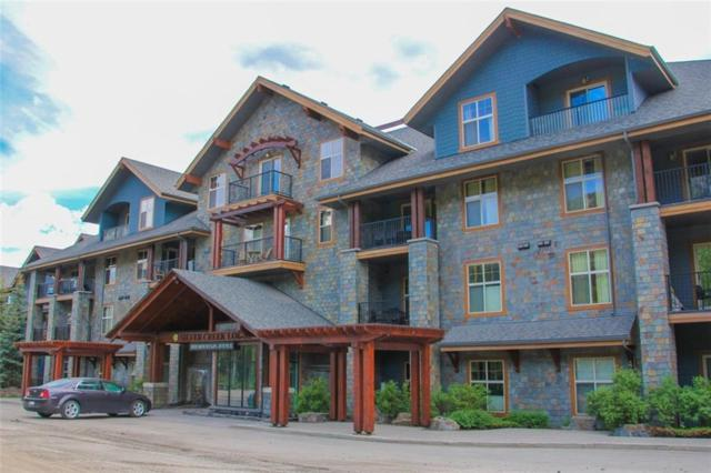 1818 Mountain Avenue 220B, Canmore, AB T1W 3M3 (#C4257202) :: The Cliff Stevenson Group