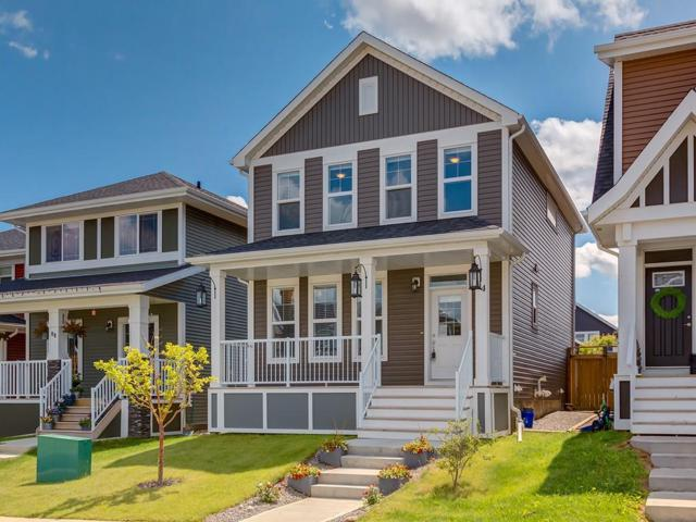 84 River Heights Boulevard, Cochrane, AB T4C 0J6 (#C4257208) :: Redline Real Estate Group Inc