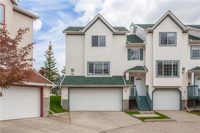 15 Rocky Ridge Gate NW #10, Calgary, AB T3G 4P6 (#C4257220) :: Redline Real Estate Group Inc