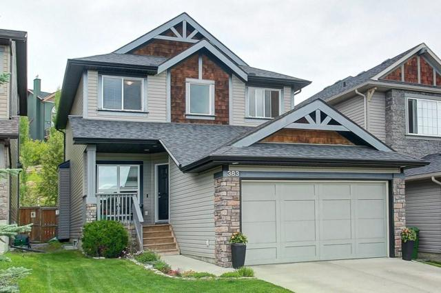 383 St Moritz Drive SW, Calgary, AB T3H 0B5 (#C4257267) :: Redline Real Estate Group Inc