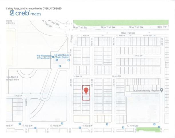 1715 32 Street SW, Calgary, AB T3C 1N6 (#C4257274) :: The Cliff Stevenson Group