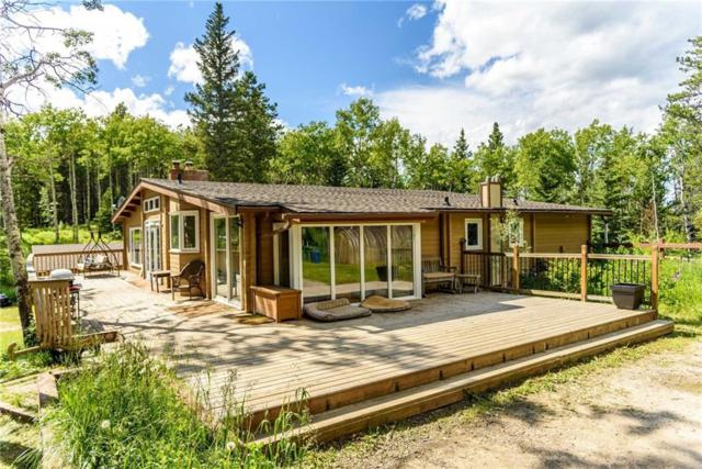 360126 214 Avenue W, Rural Foothills County, AB T0L 0K0 (#C4257305) :: Canmore & Banff