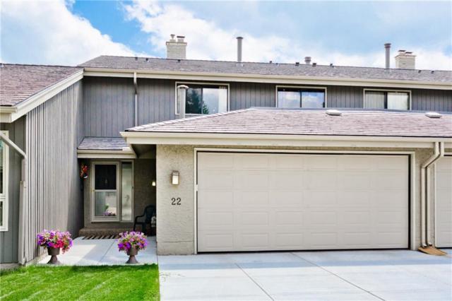 1901 Varsity Estates Drive NW #22, Calgary, AB T3B 4T7 (#C4257381) :: Calgary Homefinders
