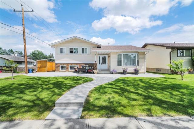 4420 55 Street NE, Calgary, AB T1Y 4B7 (#C4257395) :: Redline Real Estate Group Inc