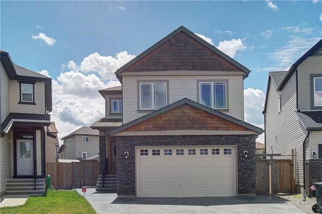 214 Copperpond Bay SE, Calgary, AB T2Z 0R3 (#C4257402) :: Redline Real Estate Group Inc