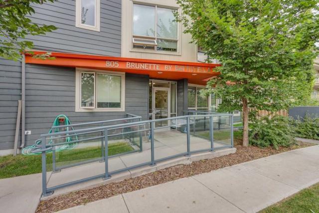 805 4 Street NE #101, Calgary, AB T2E 3S9 (#C4257407) :: Redline Real Estate Group Inc