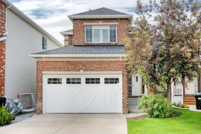 27 Discovery Ridge Mews SW, Calgary, AB T3H 4Y5 (#C4257453) :: Redline Real Estate Group Inc