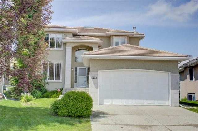 23 Hampstead Hill(S) NW, Calgary, AB T3A 6G9 (#C4257511) :: Redline Real Estate Group Inc