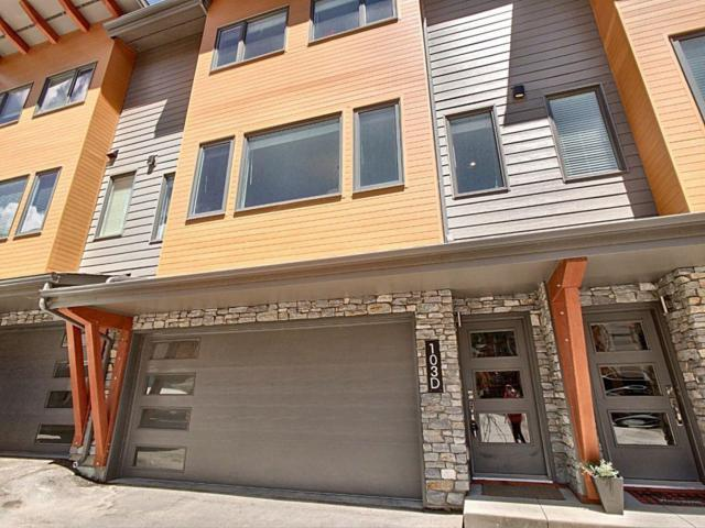 1101 Three Sisters Parkway 103D, Canmore, AB T1W 0L3 (#C4257518) :: Canmore & Banff