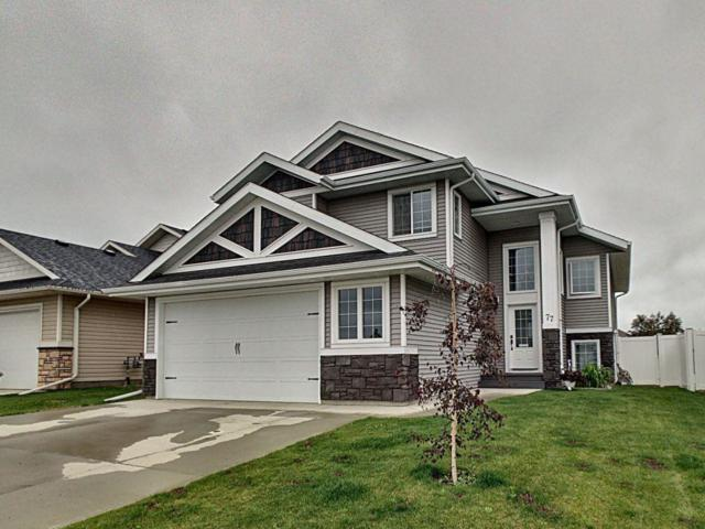 77 Erica Drive, Lacombe, AB T4L 0G3 (#C4257525) :: Redline Real Estate Group Inc