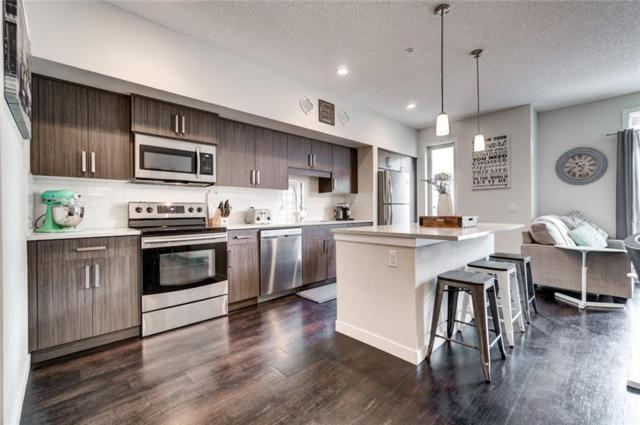 7 Westpark Common SW #214, Calgary, AB T3H 0Y4 (#C4257537) :: Redline Real Estate Group Inc