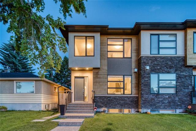 409 31 Avenue NW, Calgary, AB T2M 2P5 (#C4257541) :: The Cliff Stevenson Group