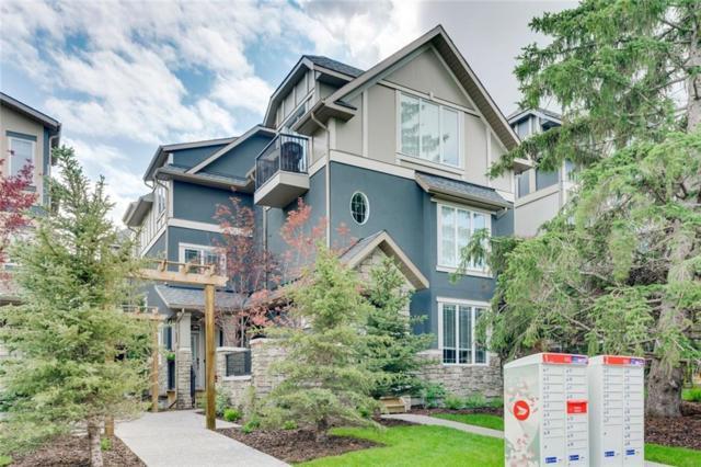 2424 30 Street SW #4, Calgary, AB T3E 2M1 (#C4257549) :: Redline Real Estate Group Inc