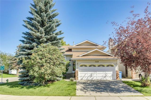 249 Riverglen Drive SE, Calgary, AB T2C 3W8 (#C4257552) :: Redline Real Estate Group Inc