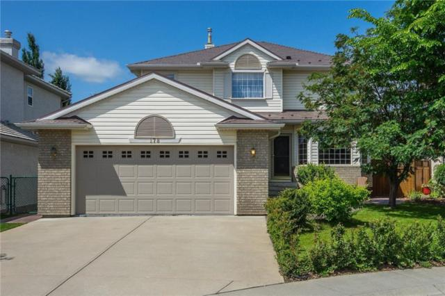 178 Valley Glen Heights NW, Calgary, AB T3B 5S8 (#C4257558) :: The Cliff Stevenson Group
