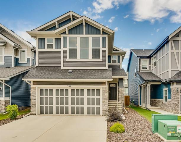 248 Kingsmere Cove SE, Airdrie, AB T4A 0S1 (#C4257565) :: Redline Real Estate Group Inc