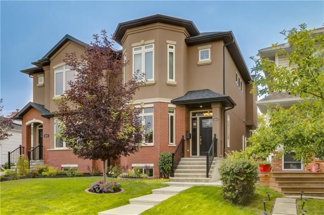 1610 17 Avenue NW, Calgary, AB T2M 0R7 (#C4257583) :: Redline Real Estate Group Inc