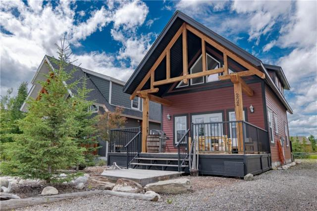 202 Cottage Club Drive, Rural Rocky View County, AB T4C 1B1 (#C4257620) :: The Cliff Stevenson Group