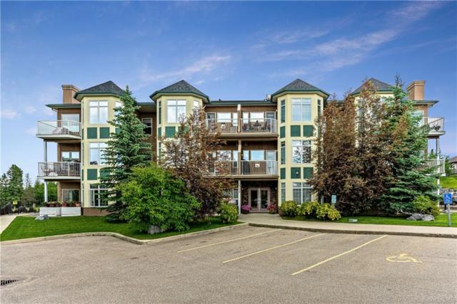 248 Sunterra Ridge Place #208, Cochrane, AB T4C 2J6 (#C4257639) :: Virtu Real Estate