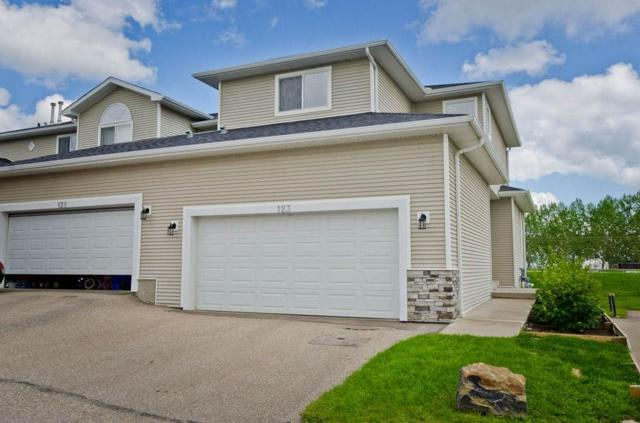 123 Hillview Terrace, Strathmore, AB T1P 1X3 (#C4257661) :: Redline Real Estate Group Inc