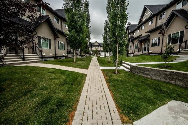 18 Cimarron Vista Garden(S), Okotoks, AB T1S 0G2 (#C4257697) :: Redline Real Estate Group Inc