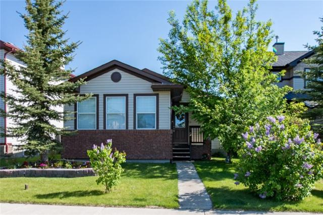 299 Cimarron Boulevard, Okotoks, AB T1S 2H2 (#C4257704) :: The Cliff Stevenson Group