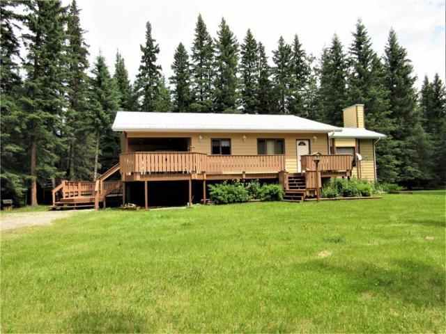62 Range Road 20-32375, Rural Mountain View County, AB T0M 1X0 (#C4257719) :: The Cliff Stevenson Group