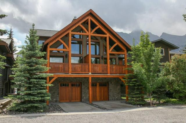 633 4th Street #1, Canmore, AB T1W 2G7 (#C4257723) :: Canmore & Banff