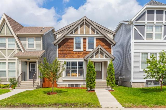 1017 New Brighton Grove SE, Calgary, AB T2Z 1G2 (#C4257750) :: Redline Real Estate Group Inc